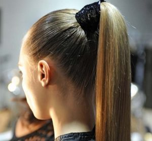 Atkuyruğu saç modelleri