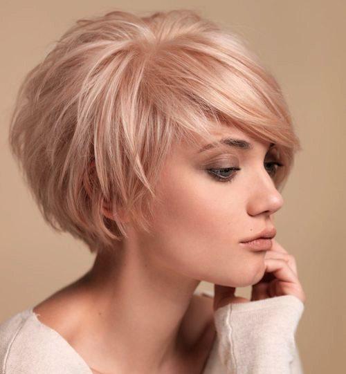 Yuvarlak Yüz Saç Modelleri 2019