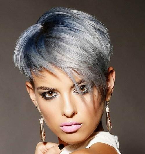 Bob Ve Lob Kesim Saç Modelleri Ile Trend Kısa Saçlar Topuz Saç