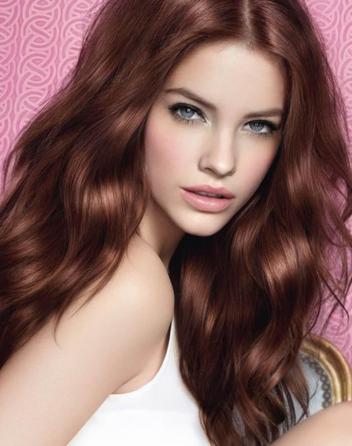 Uzun Saç Kesim Modelleri bayan 2019