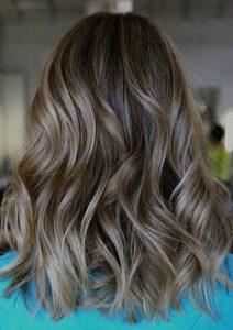 Küllü Saç renkleri