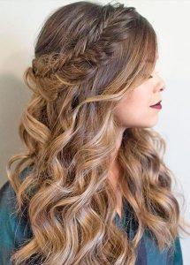Düğün Saç Modelleri 2018