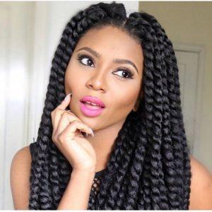 Afro saç modelleri
