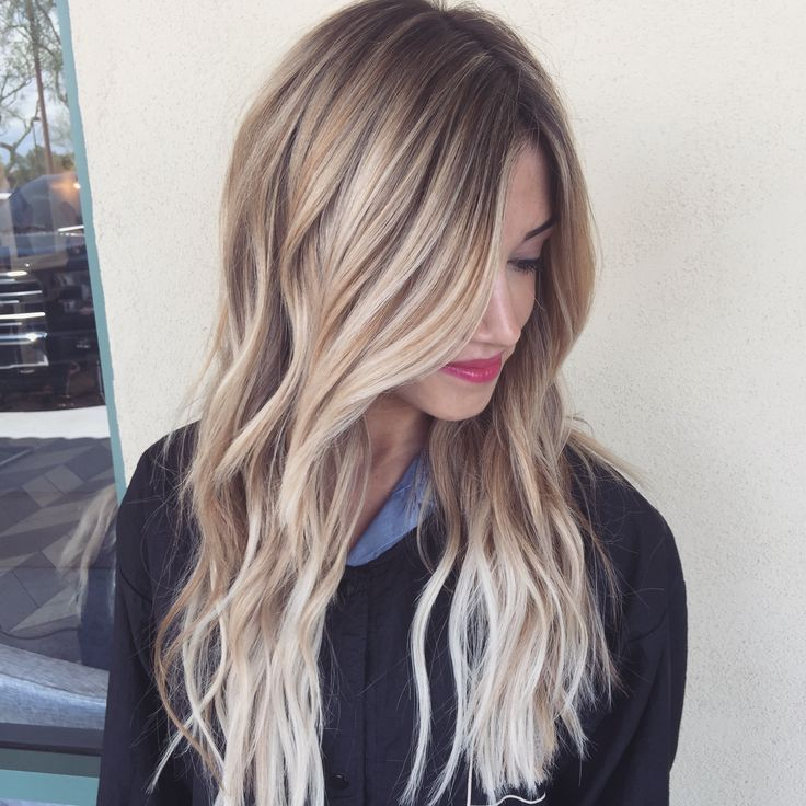 balyaj saç rengi