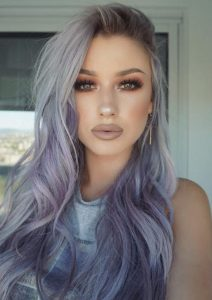 Küllü Saç rengi