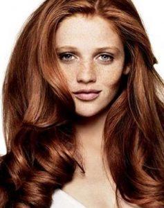 kestane saç renkleri