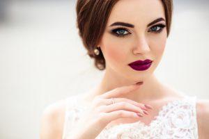 Gelin Saç Modelleri 2018